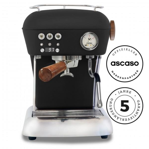 Espressomaschine | ASCASO Dream PID Schwarz matt dr.548
